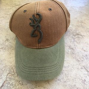 Browning Hat Olive/Acorn